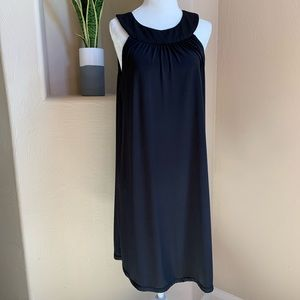 NWT-LBD with Goddess Neckline by AGB Dress-Small